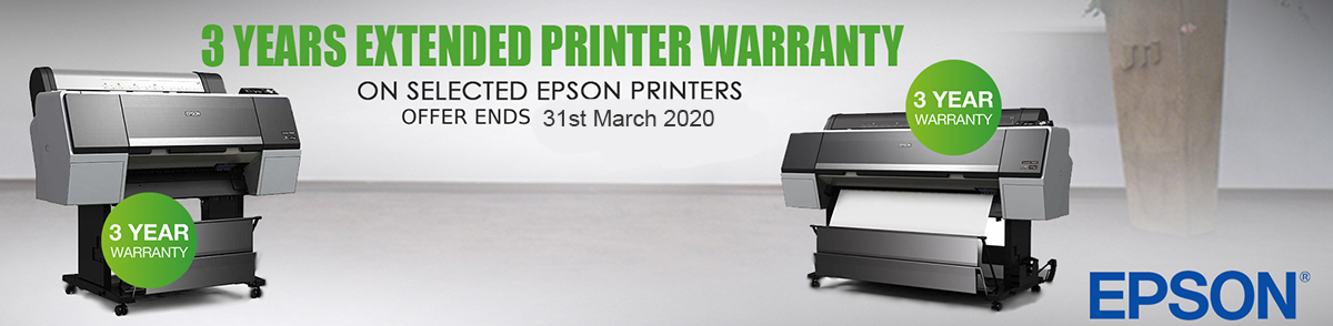 Epson SureColor SC-P7000 Standard 24 Inch Printer with 3 Year Extended  Warranty