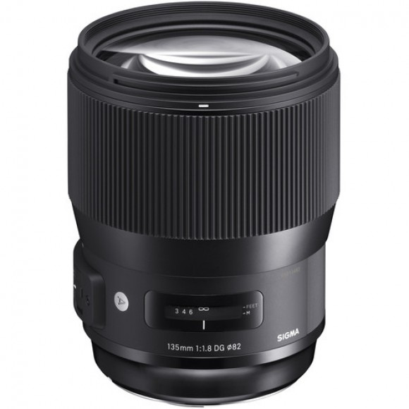 Sigma 135mm f1.8 DG HSM Art for Canon SIG-135F1.8-DG-HSM-C