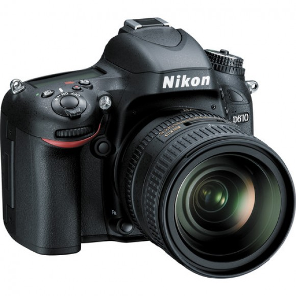 Nikon D610 Camera with 24-85mm f3.5-4.5 ED Lens
