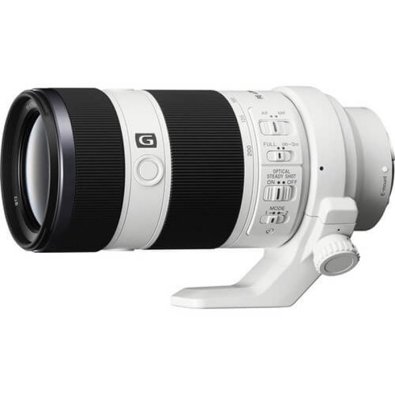 Sony F/4 70-200mm G OSS Full Frame Lens