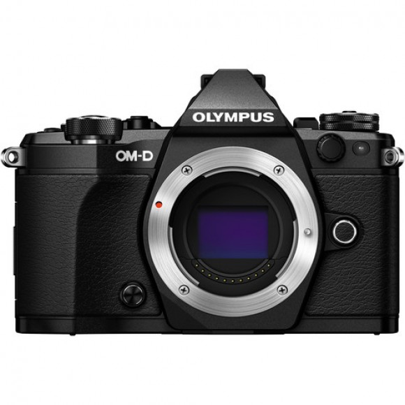 Second Hand Olympus OM-D E-M5 Mark II Mirrorless Micro Four Thirds Digital Camera (Body Only)