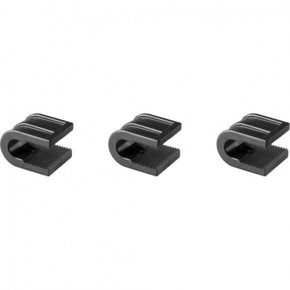 Tether Tools Replacement Jerkstopper U-Caps (3-Pack) TET-JS001TP