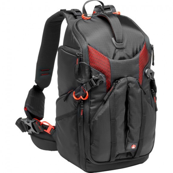 Manfrotto Pro-Light Camera Backpack (Black) MN-MB-PL-3N1-26