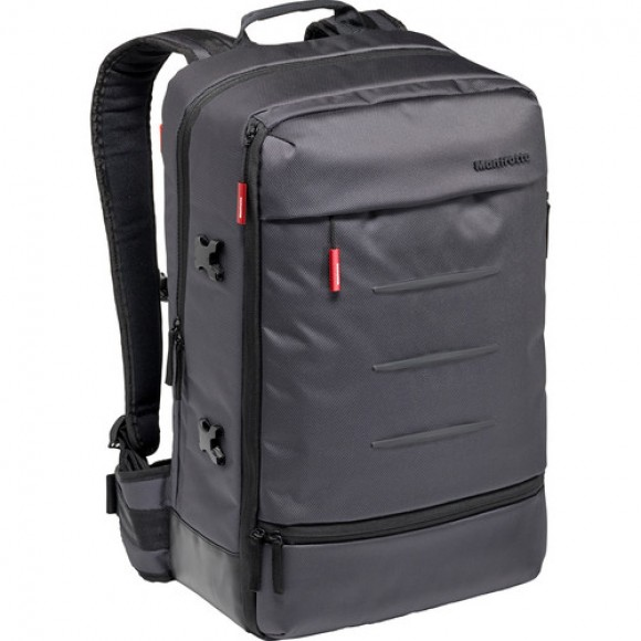 Manfrotto Manhattan Mover-50 Camera Backpack (Grey) MN-MB-MN-BP-MV-50
