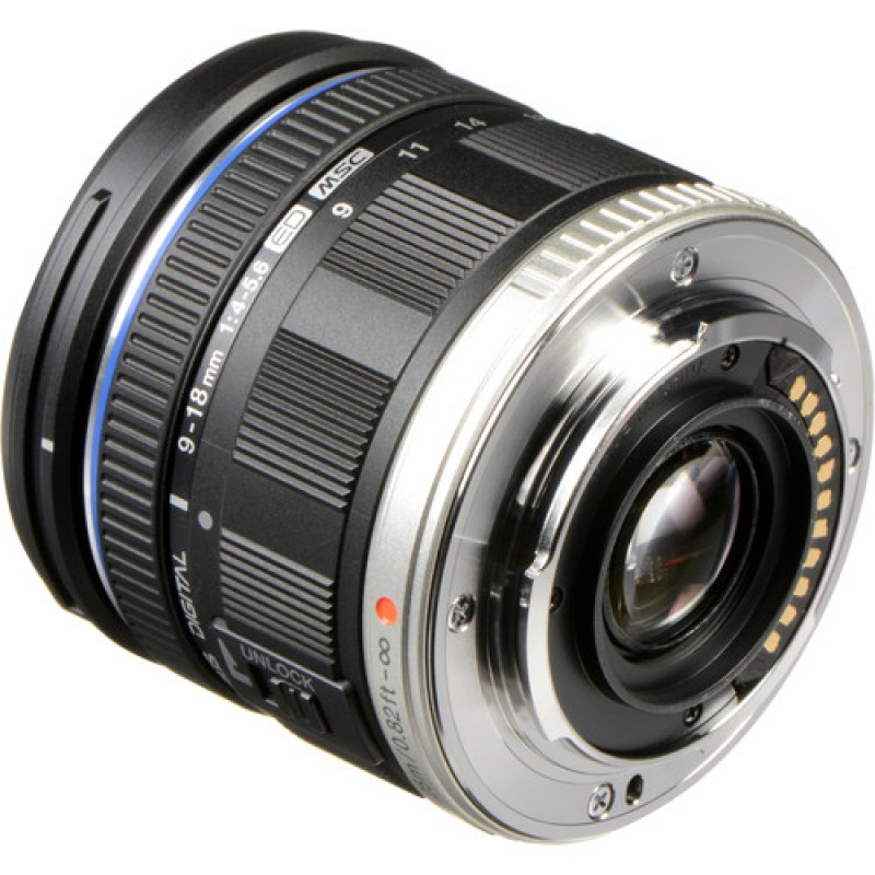 Olympus MZuiko Digital ED 9 18mm F 4 56 Lens