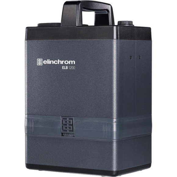 Elinchrom ELB 1200 Battery Power Pack & Battery EL10289.1