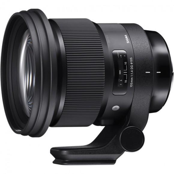 Sigma 105mm f/1.4 DG HSM Art 'Bokeh Master' Lens for Canon EF