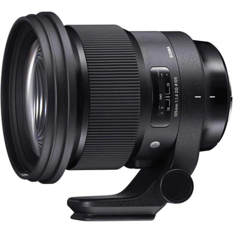 Sigma 105mm f/1 4 DG HSM Art 'Bokeh Master' Lens (Choose)