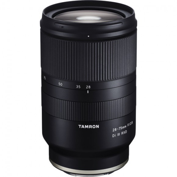 Tamron 28-75mm f2.8 Di III RXD Lens for Sony E