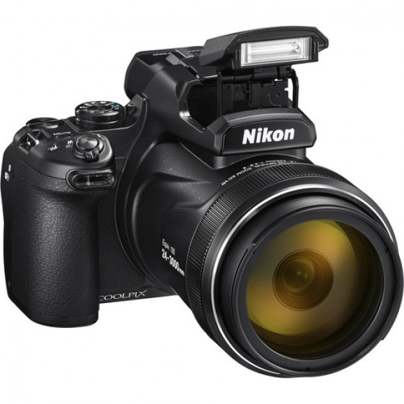 Nikon Coolpix P1000 125x Bridge Digital Camera
