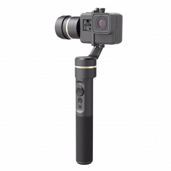 FeiyuTech G5 3-Axis Splashproof Handheld Gimbal for GoPro Hero5 Action Cameras