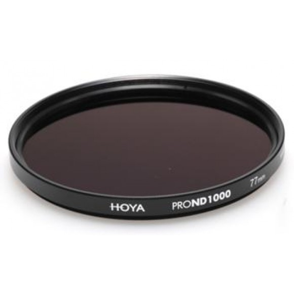 Hoya 77mm Pro ND 1000 (10 stop) Filter