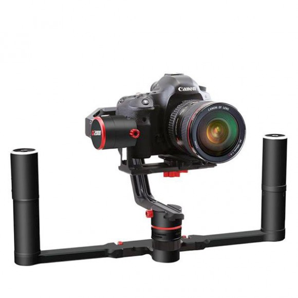 Feiyutech a2000 Gimbal and Dual Grip Handle Kit