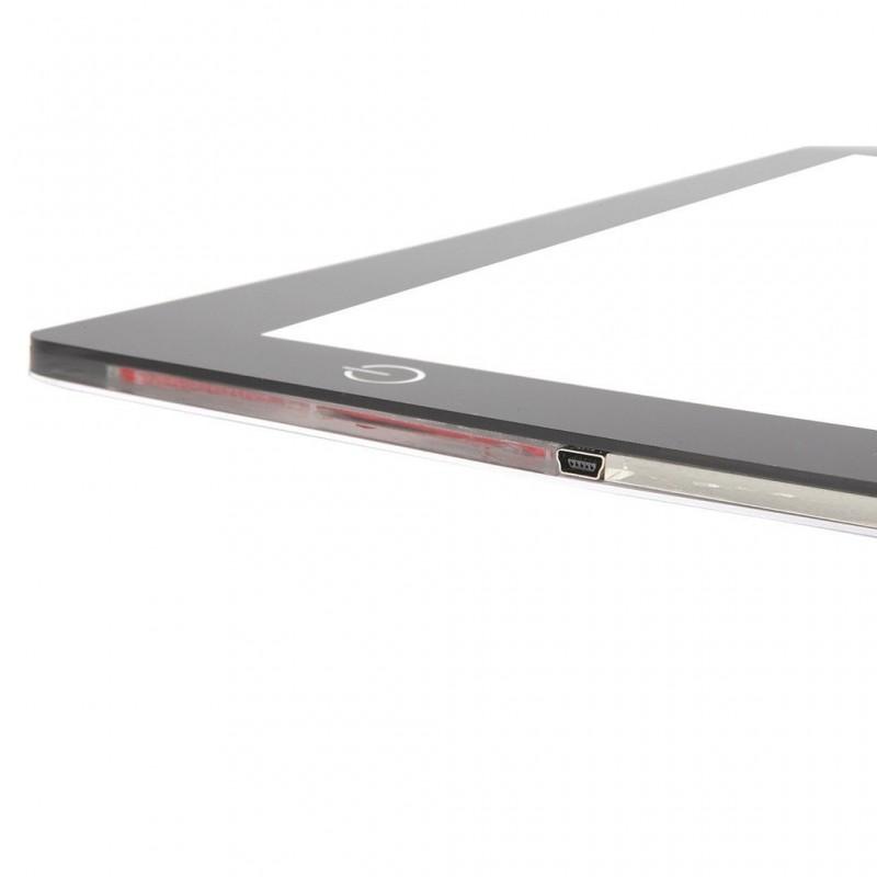 A4 Led Ultra Slim Light Panel 5600k Usb Powered