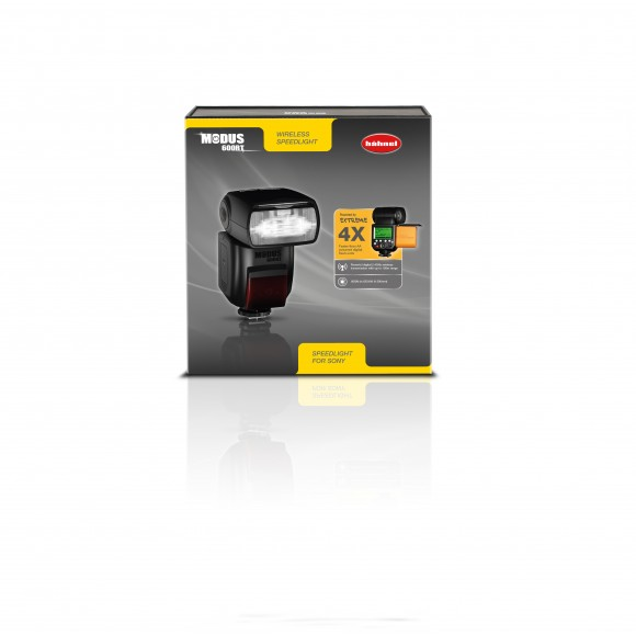 Hahnel Modus 600RT Flashgun for Sony HN-MODUS-600RT-SNY
