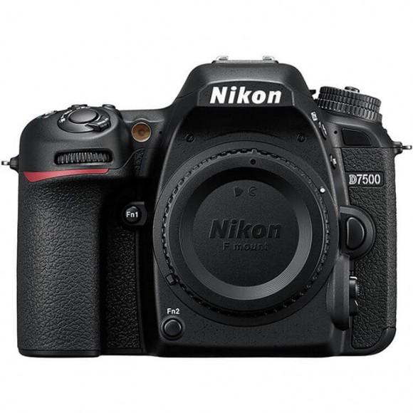 Nikon D7500 DSLR Camera (Body Only) €300 Cashback Available