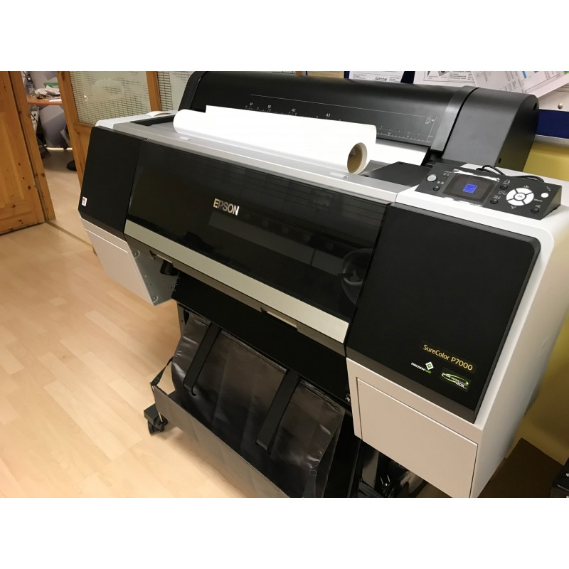 Second Hand Epson SureColor P7000 Eleven Colour 24