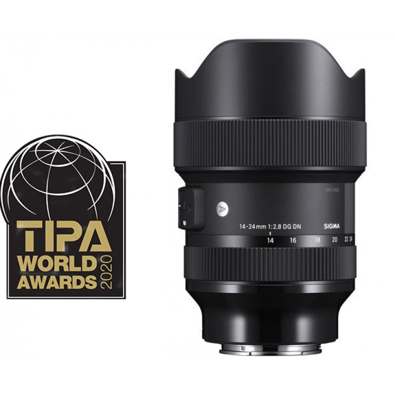 Sigma 14-24mm F2.8 DG DN Art Lens for Sony FE