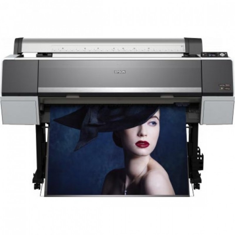 Epson SureColor SC-P8000 Standard 44 Inch wide Photo Printer with 3 Year  Extended Warranty