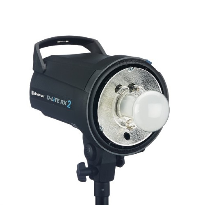 Elinchrom 500 Studio Lighting Kit: Elinchrom D-Lite RX 2 Umbrella Kit EL20838.2