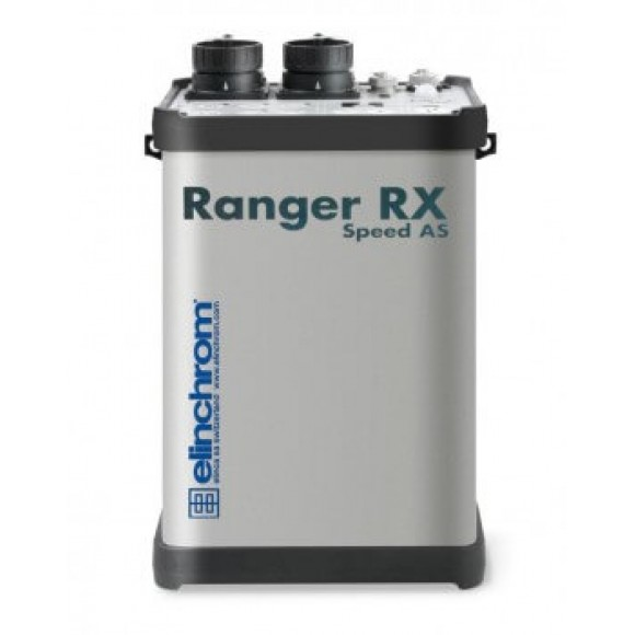 Elinchrom Ranger RX Speed AS Pack & Battery only - Ex Demo Unit