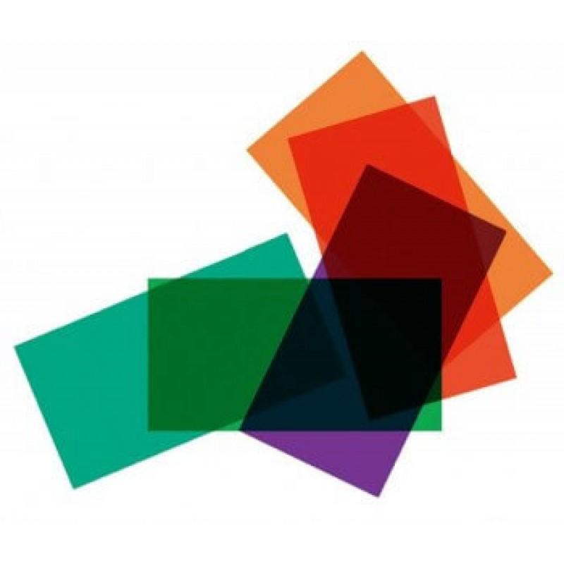 Elinchrom 21cm Colour Gels 10 pcs