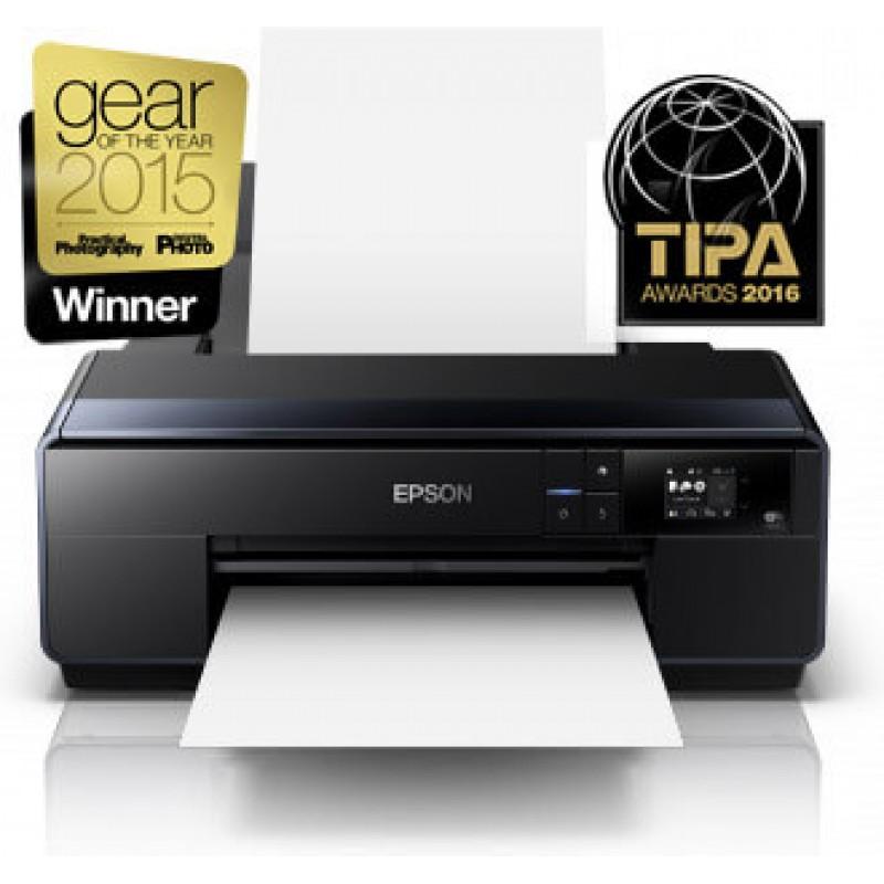 Epson Surecolor SC-P600 A3+ Photo Printer - TIPA 2015 Winner
