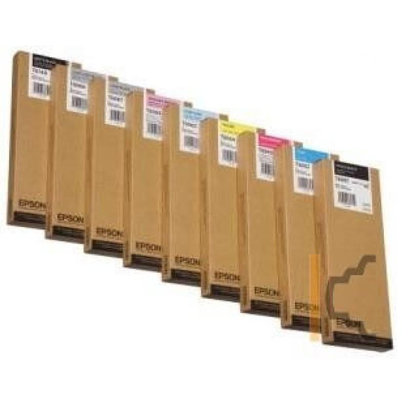 Epson 220ml Inks For Pro 7800 9800 7880 9880 Choose