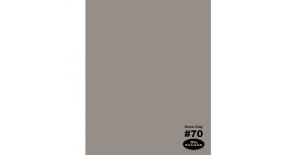 Savage Storm Grey 2 72 X 11m Background Paper 9070