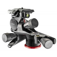 Manfrotto XPRO Geared 3 Way Head with Adapto Body  MHXPRO-3WG