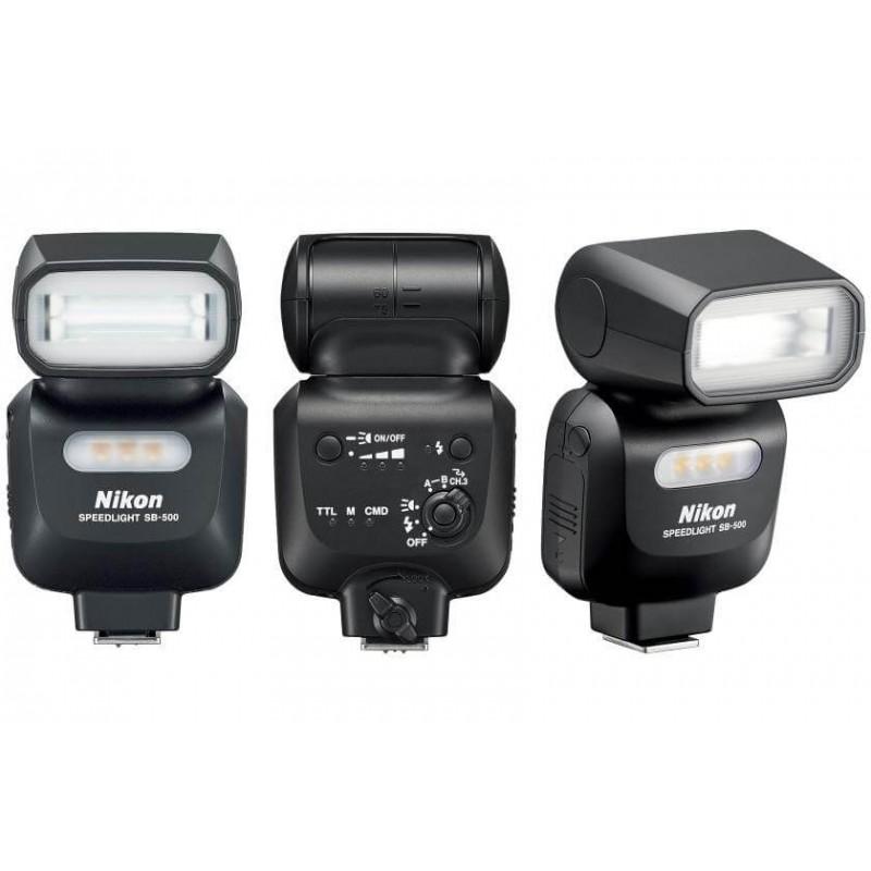 Nikon sb 500 flash for Flash nikon sb 500